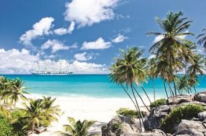 Royal Clipper In Barbados