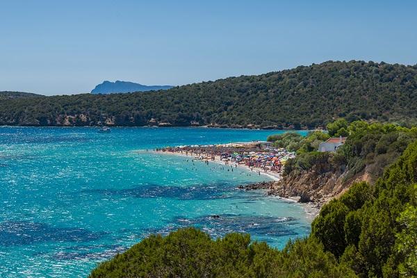 Sardinia Beach