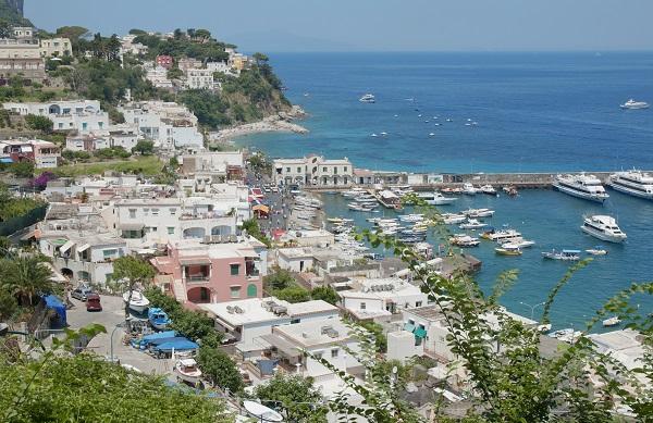 Capri Seaport