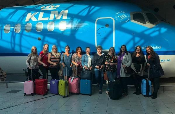 Airport KLM