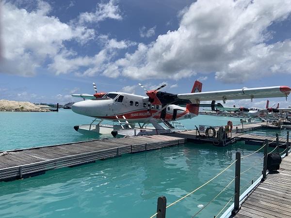 Maldives Seaplane