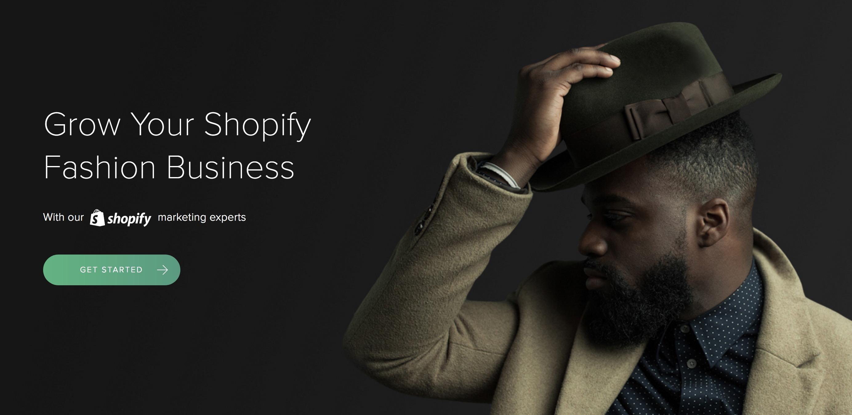 Shopify CTA - conversion centered design