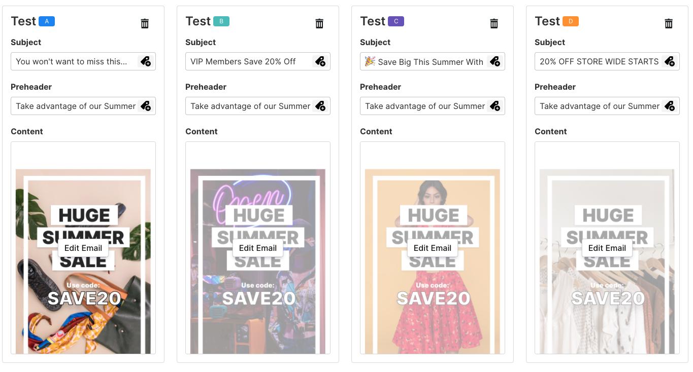 sendlane_email_marketing_campaign_experiments