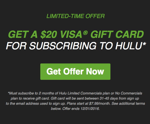 Win Back Your Unengaged Email Subscribers - Hulu Win Back Email