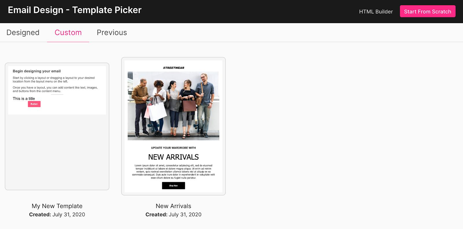 sendlane_email_template_marketing_automation