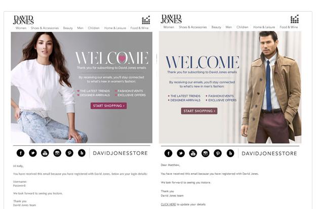 email_marketing_david_jones_welcome