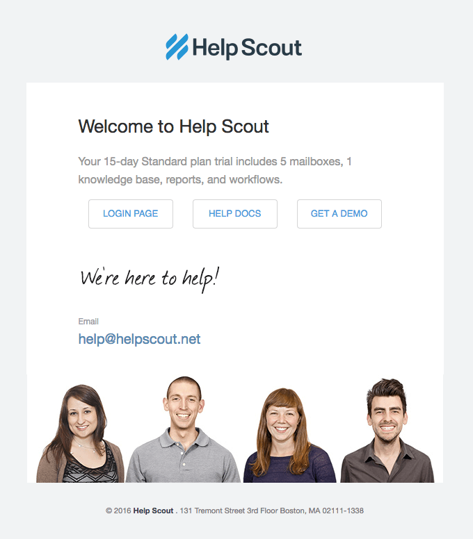automation is an absolute must-have - Help Scout