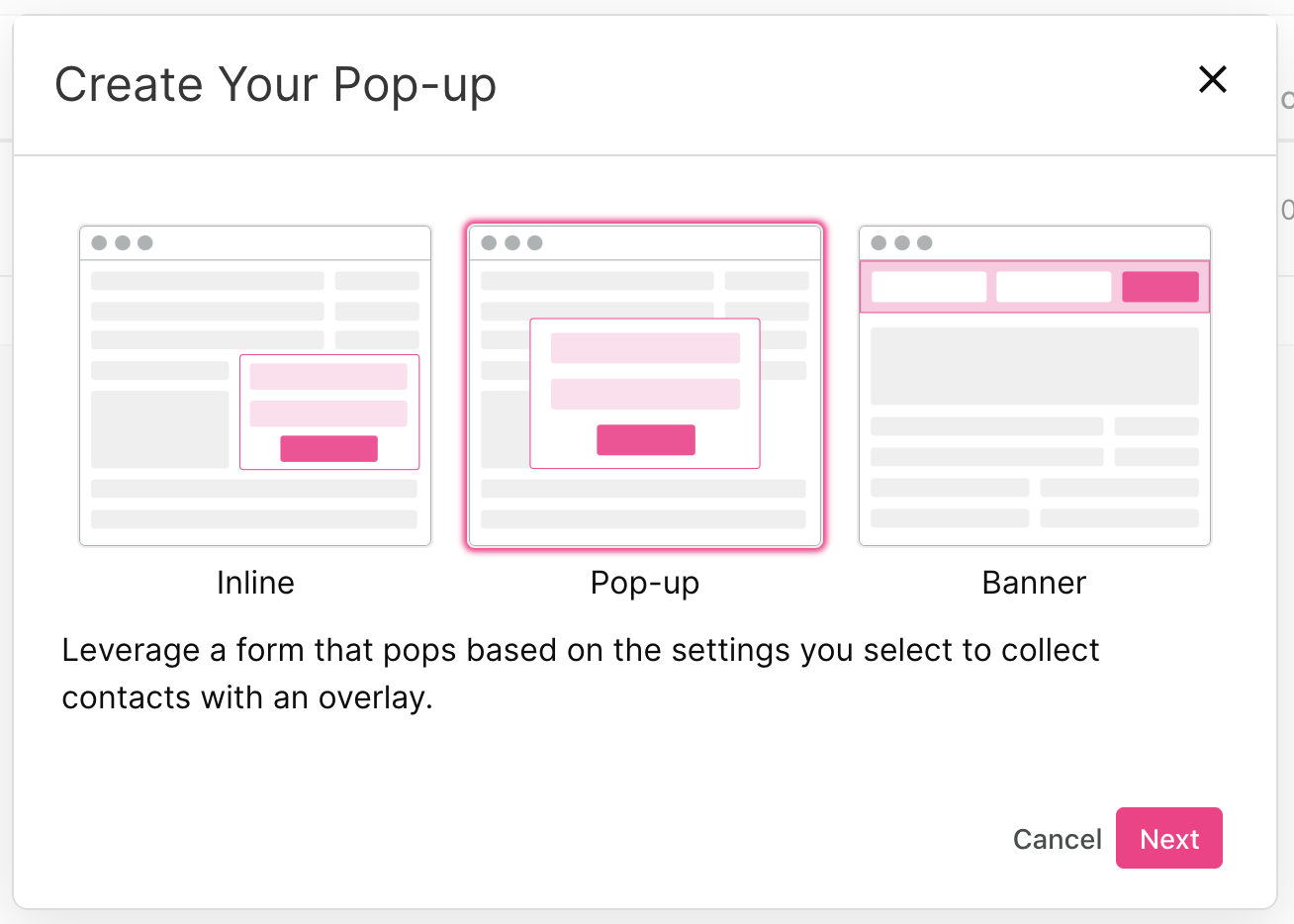 sendlane_email_marketing_popups