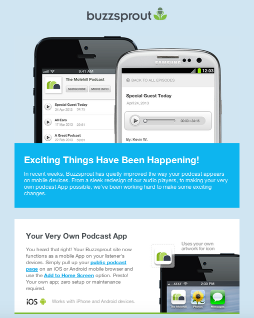 Win Back Your Unengaged Email Subscribers - Buzzsprout Win Back Email