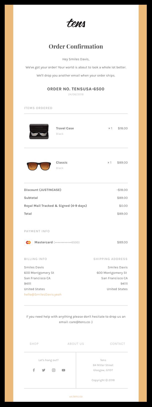 Sendlane_Order_Confirmation_Emails_Tens