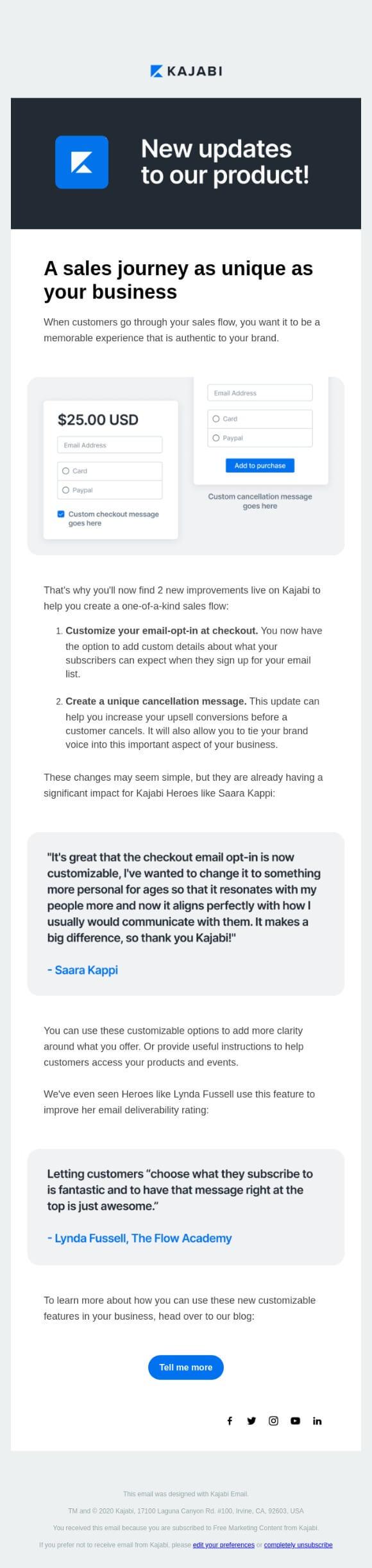 product-update-emails-kajabi