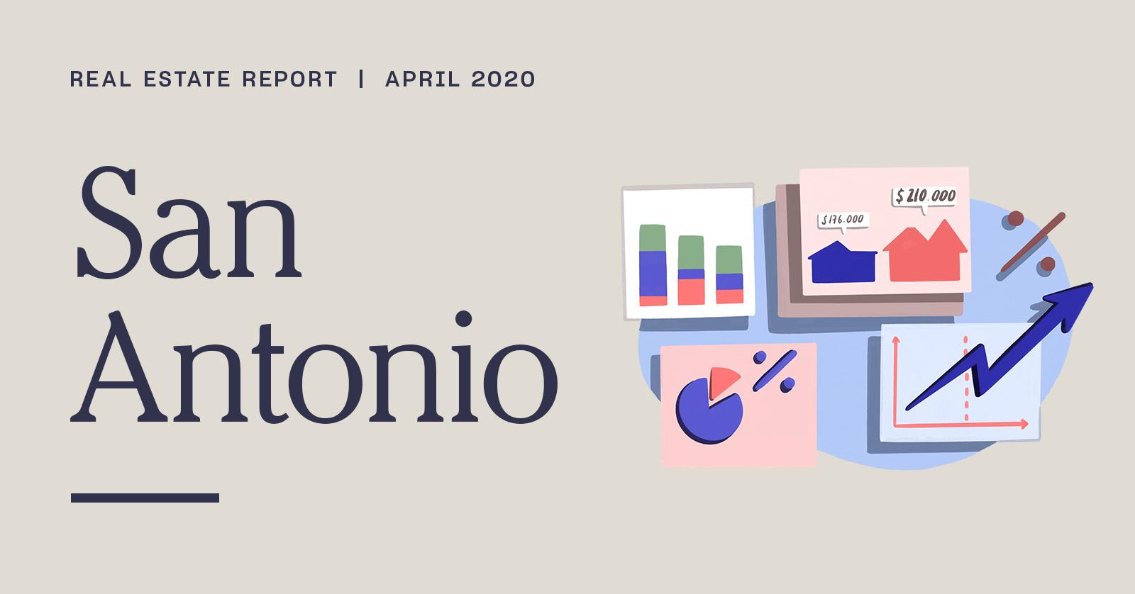 San Antonio Real Estate Report | April 2020
