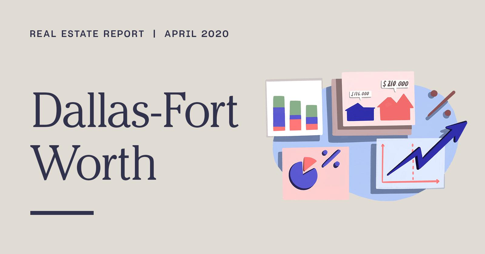 Dallas-Fort Worth Real Estate Report | April 2020