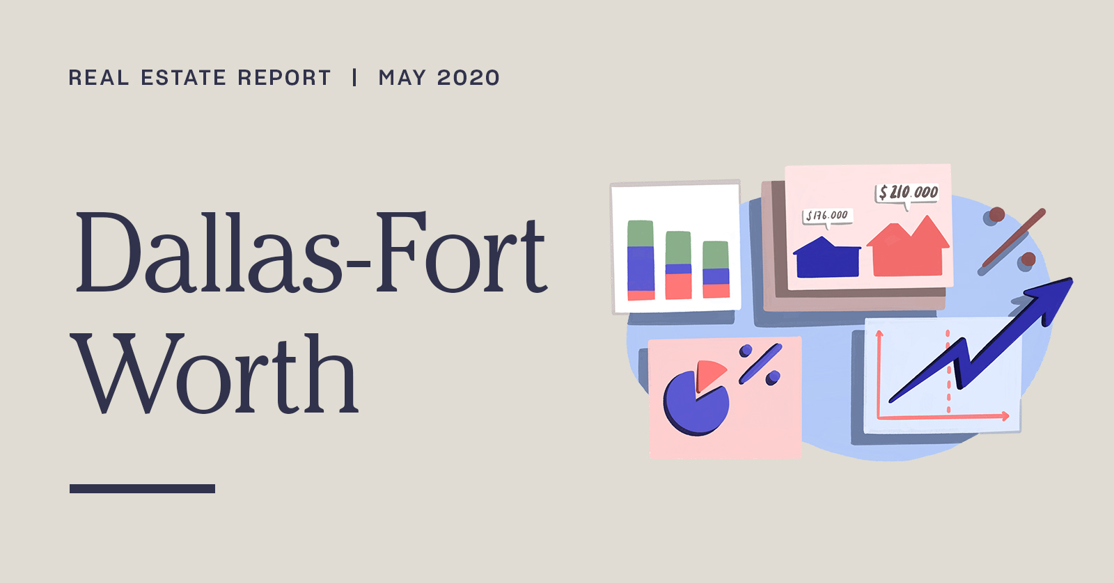 Dallas-Fort Worth Real Estate Report | May 2020