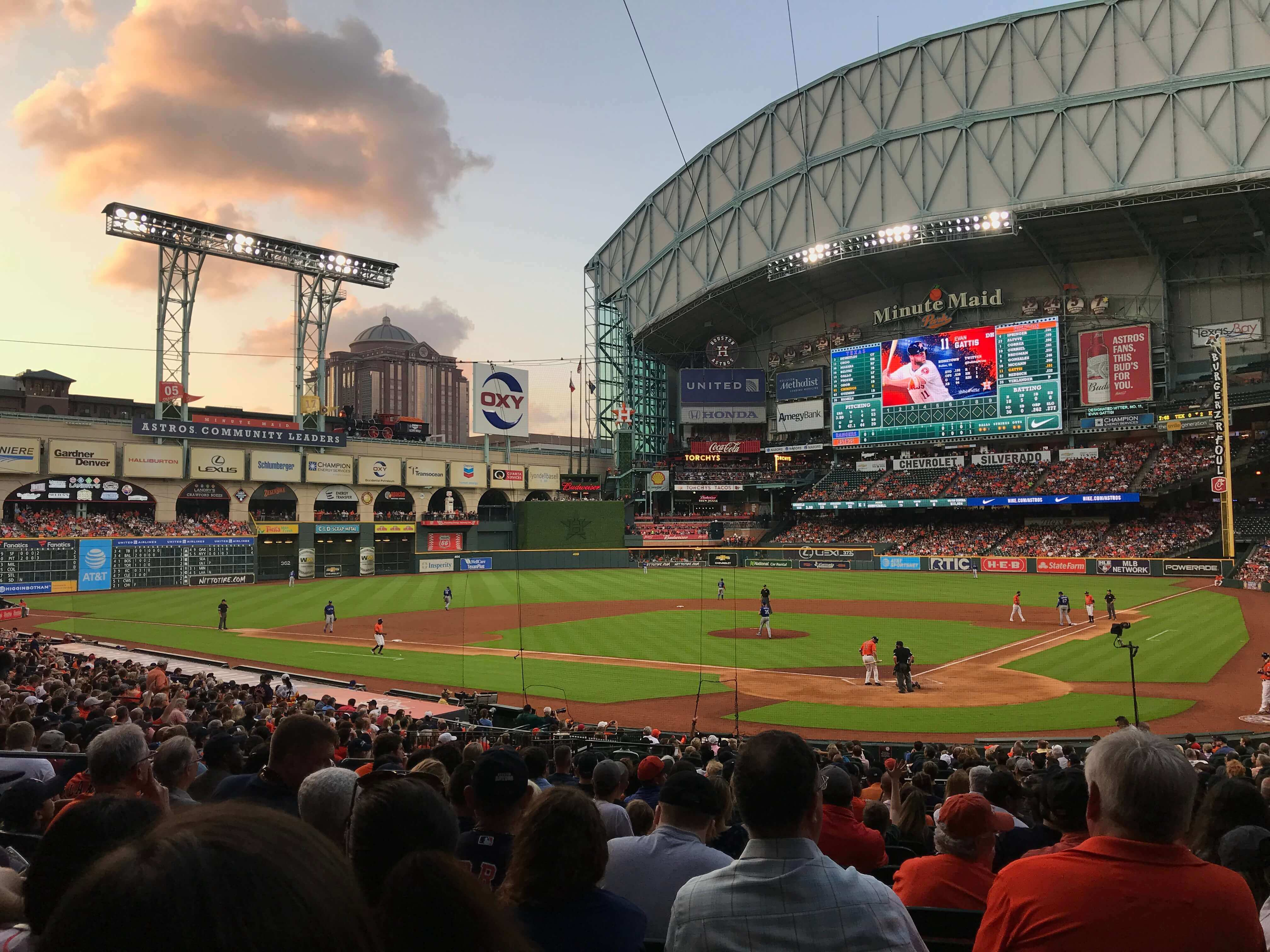 Photo of Minute Maid Park in East Downtown (EaDo)