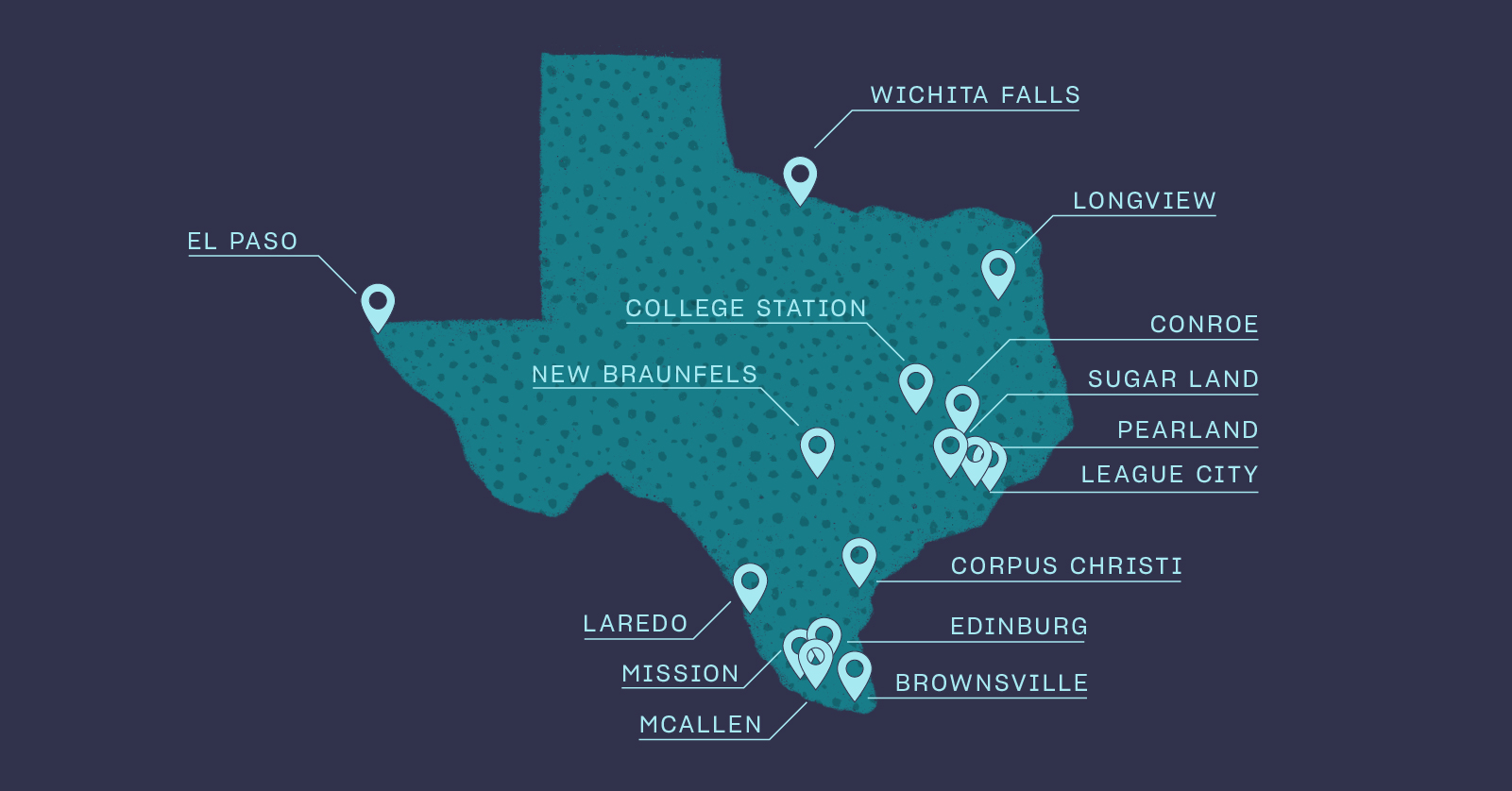 The Top 15 Under-the-Radar Cities to Live in Texas