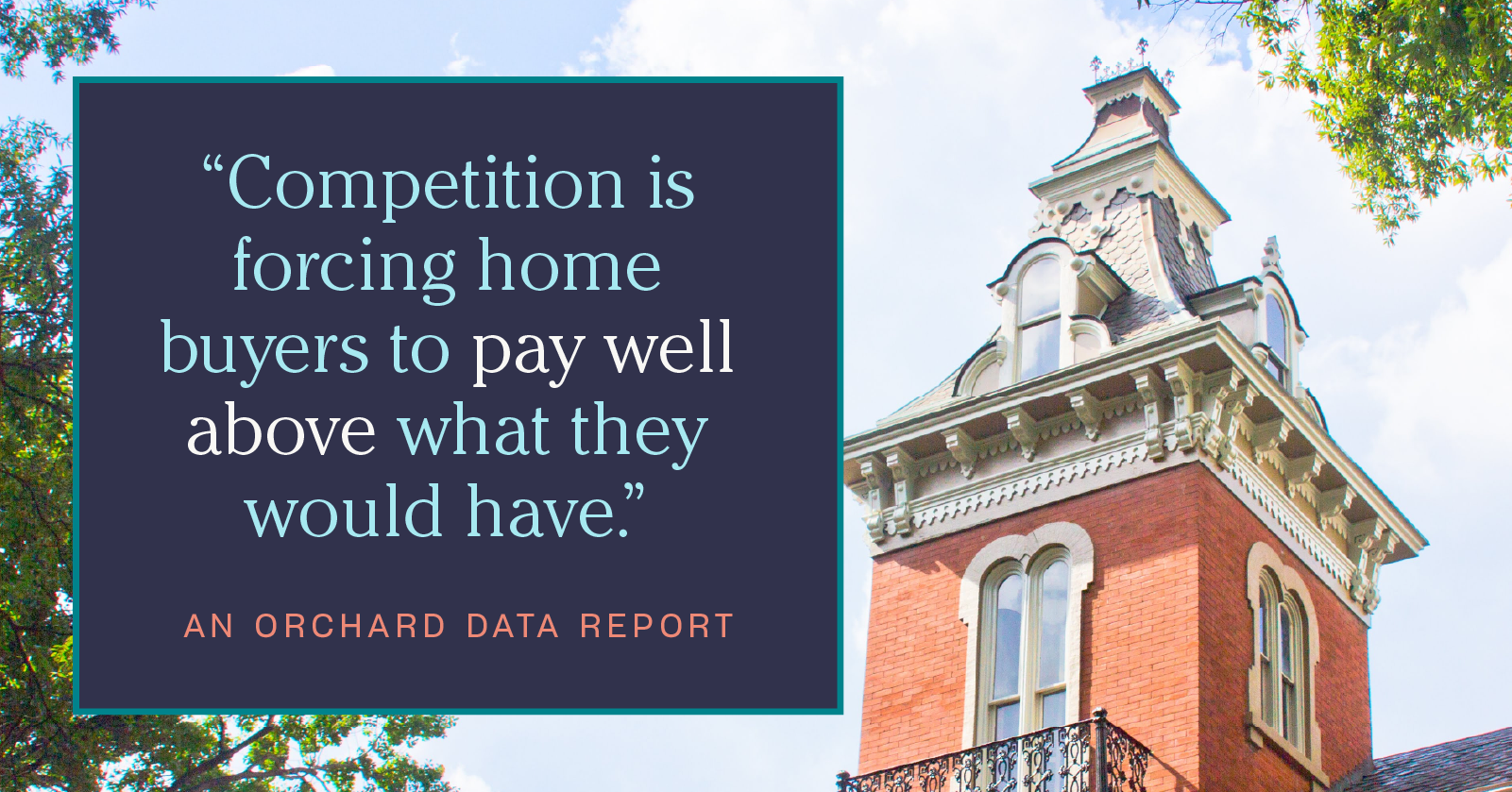 Where Are People Overpaying the Most for Homes in the Raleigh-Durham Area?