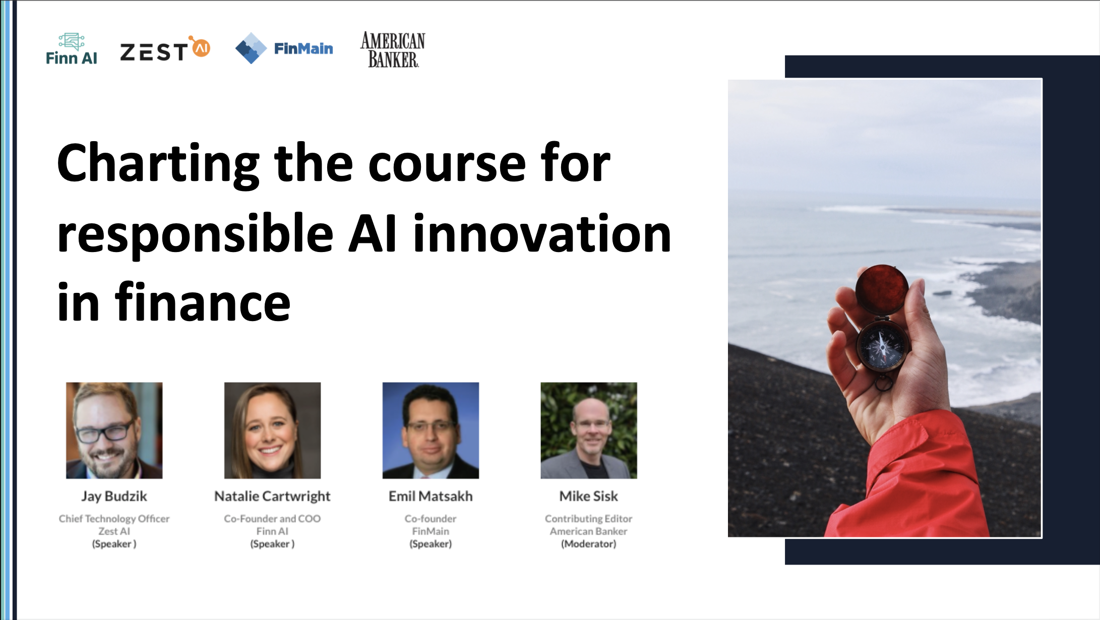 Charting the Course to AI Innovation with American Banker Webinar
