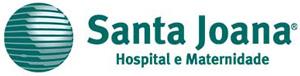 Hospital e maternidade santa joana logo