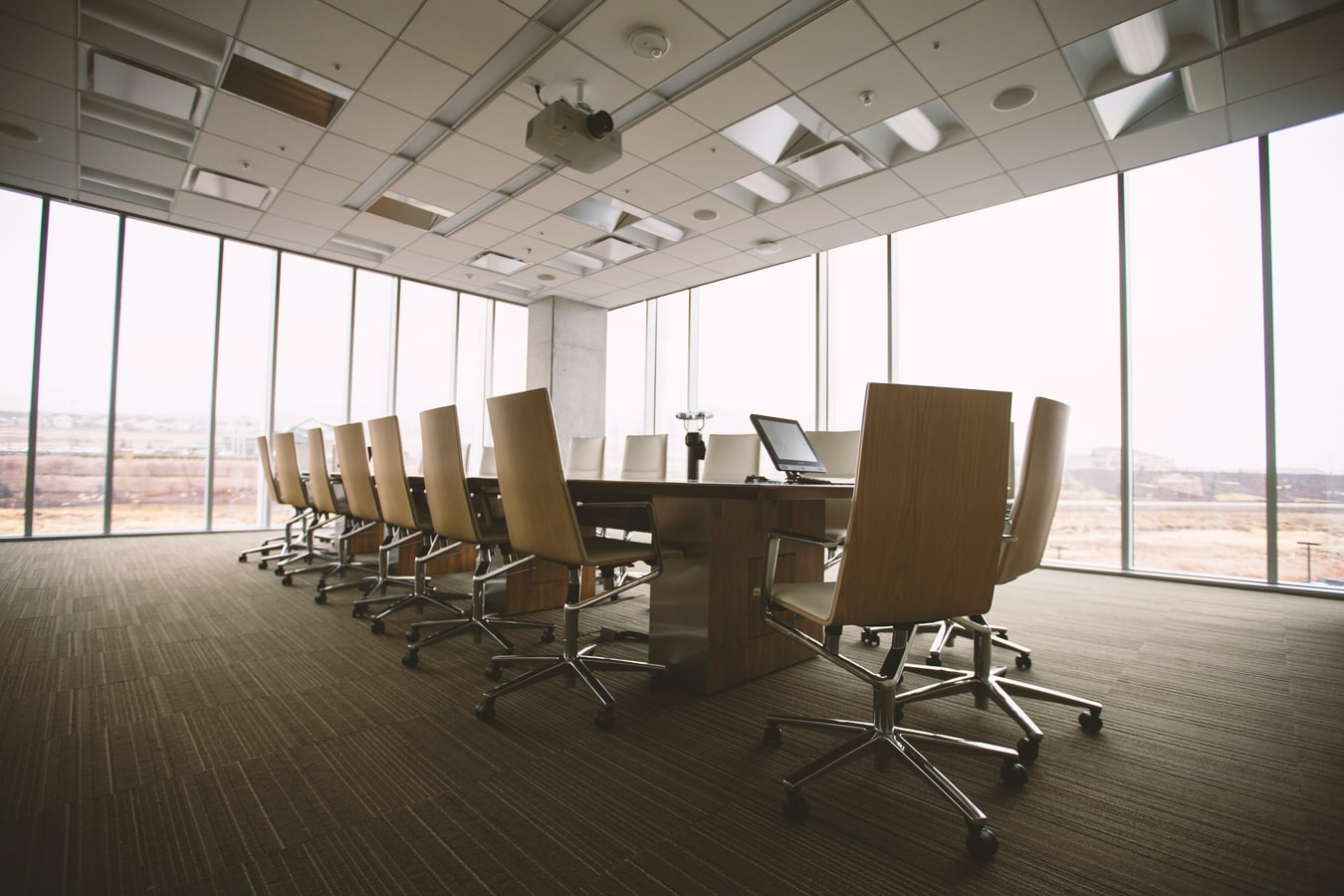 Building Confidence In The Boardroom