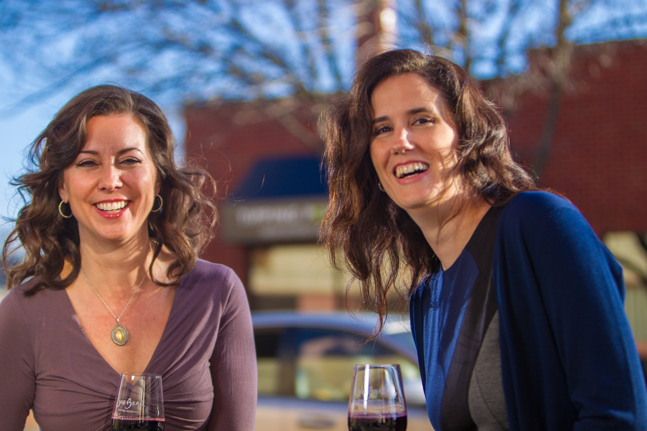 Tipping Point Communications Leadership Michelle Ashby and Barbara Pierce