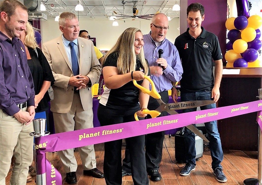 Planet Fitness Ribbon Cutting Penfield NY