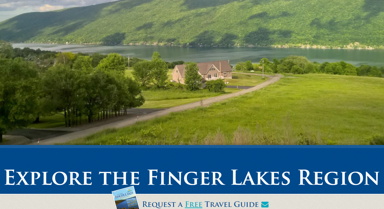 Finger Lake Tourism Alliance Client of Tipping Point Communications