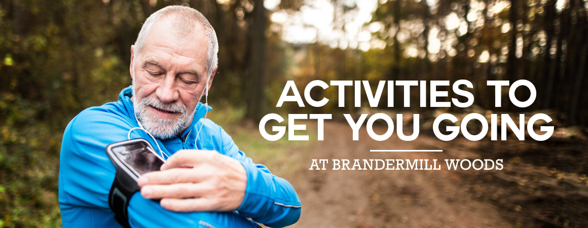 Activities to Get You Going at Brandermill Woods
