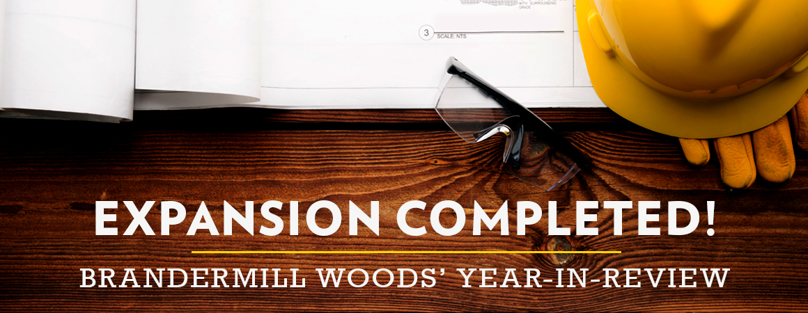 Expansion Completed: Brandermill Woods' Year-in-Review