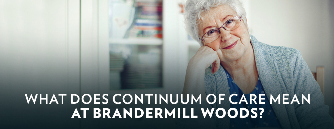What Does Continuum of Care Mean at Brandermill Woods?