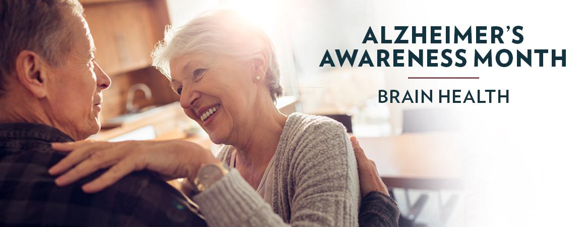 Brandermill Woods Recognizes Alzheimer's Awareness All Year Long