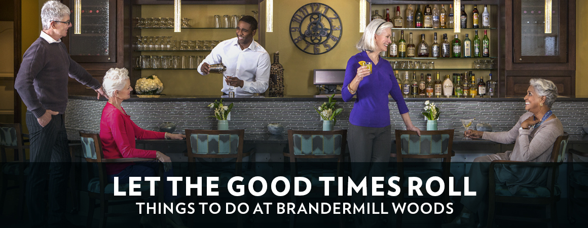 Let the Good Times Roll - Things to Do at Brandermill Woods