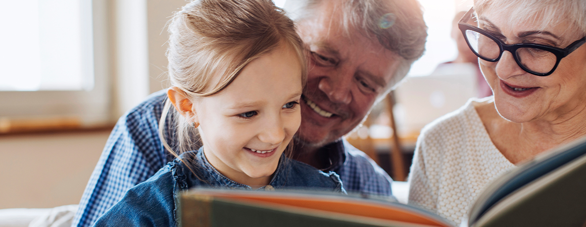 The Importance of Grandparent's Day at Brandermill Woods