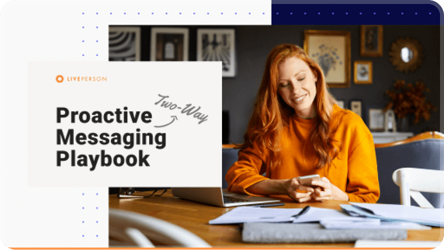Cover of Proactive Messaging Playbook