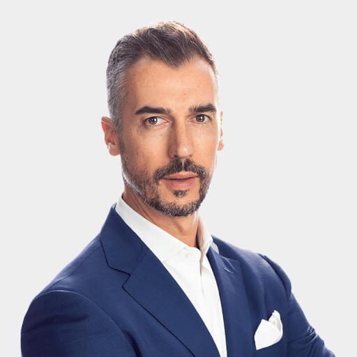 Headshot of Angelo D'Alessandro