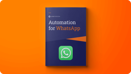 Automation for WhatsApp guide cover
