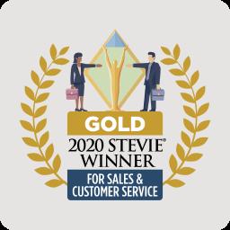 2020 Stevie Winner award image