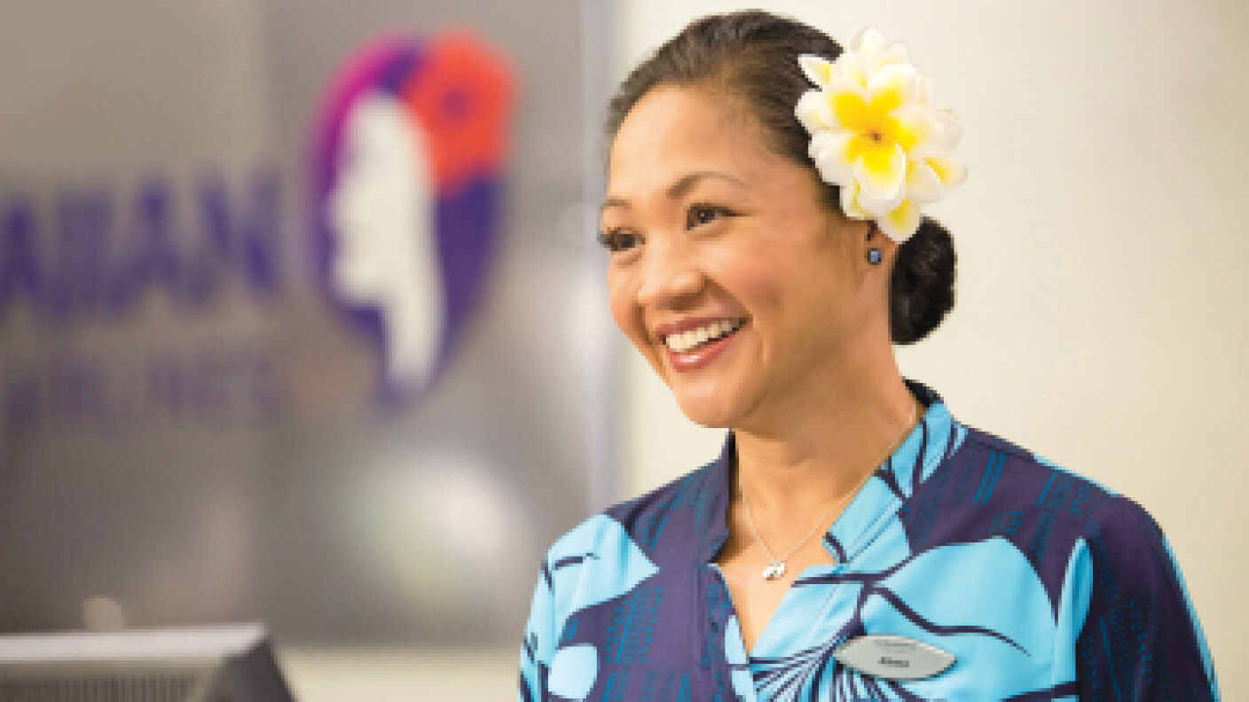 Hawaiian airlines image