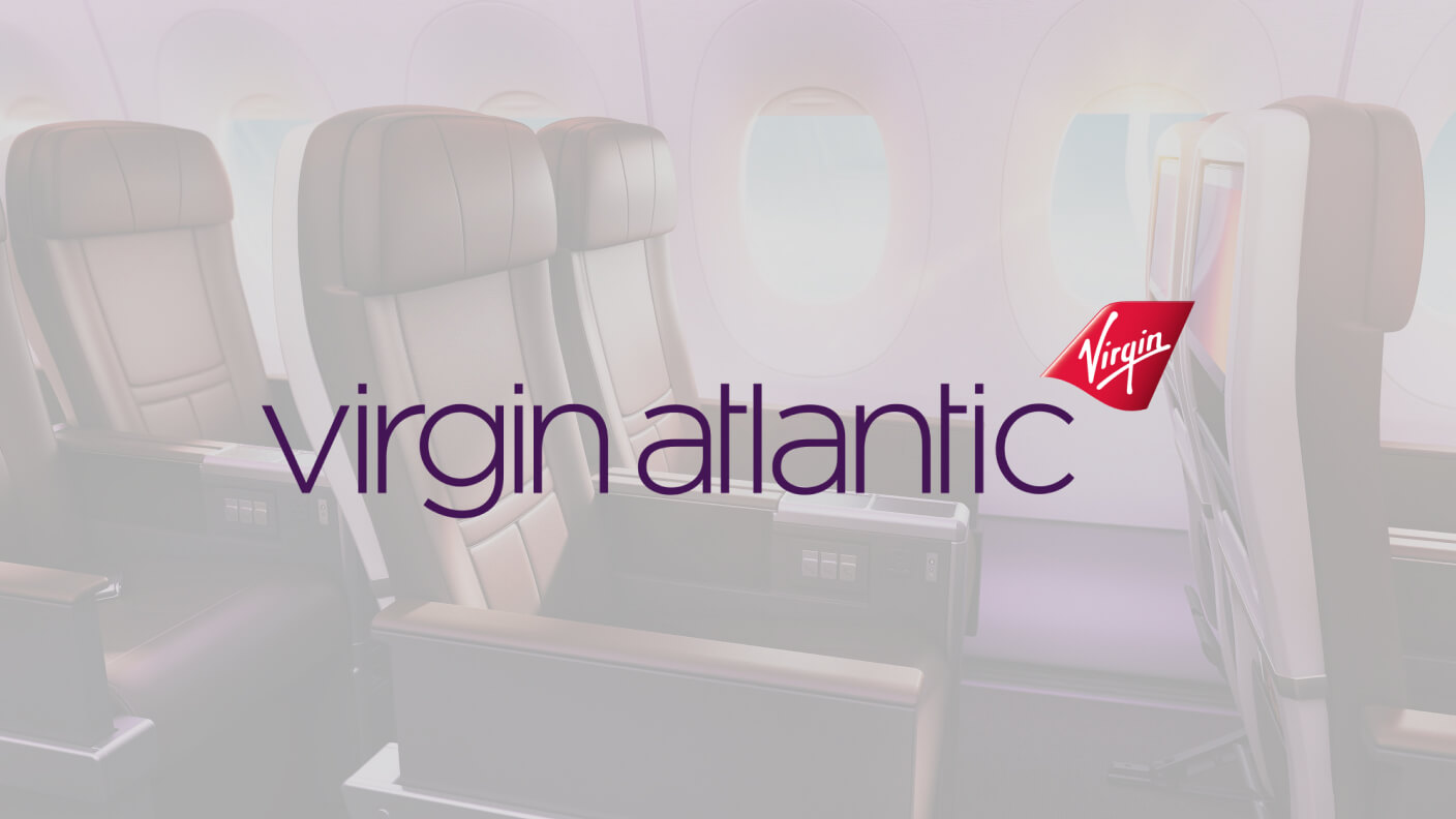 CSS virgint Atlantic conversational airline image