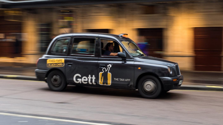 Gett rideshare image