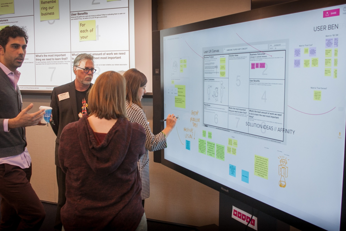 surface hub digital collaboration