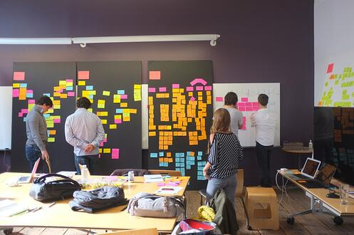 IDEO session