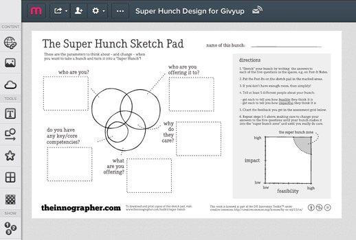 Image 2 - New Super Hunch Sketch Pad