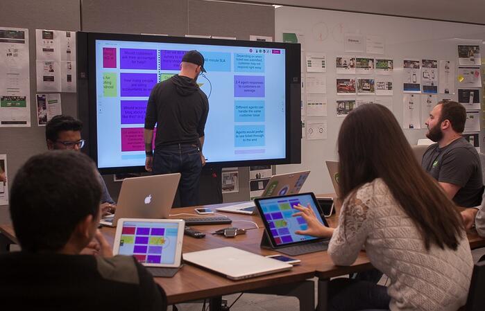 in person collaboration digital