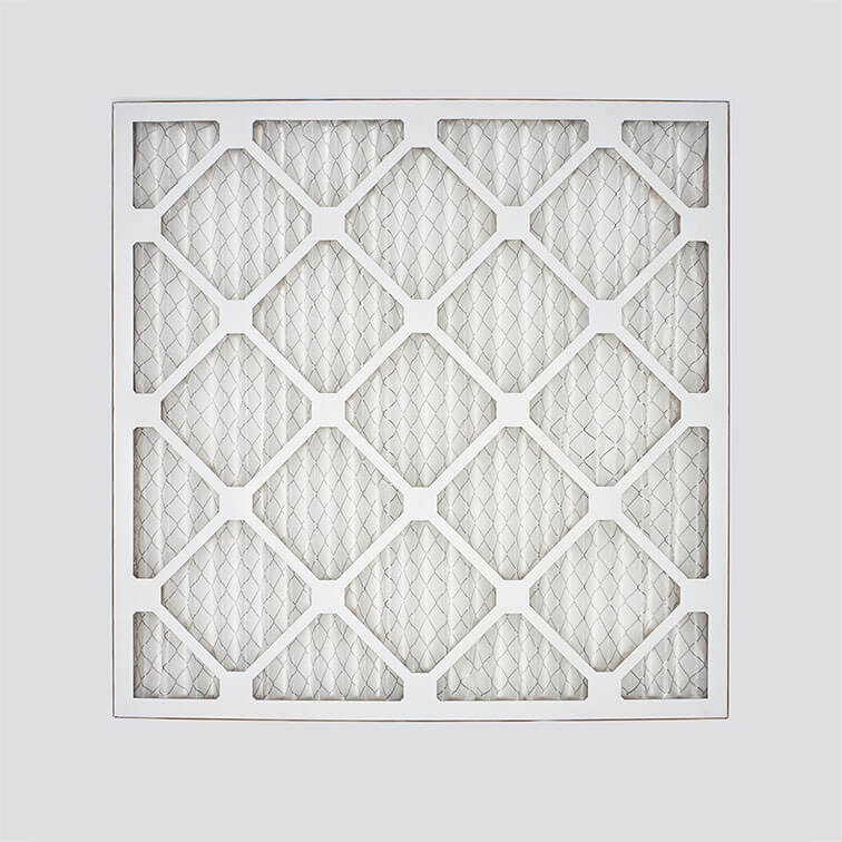 16x16x1 second nature air filter top view