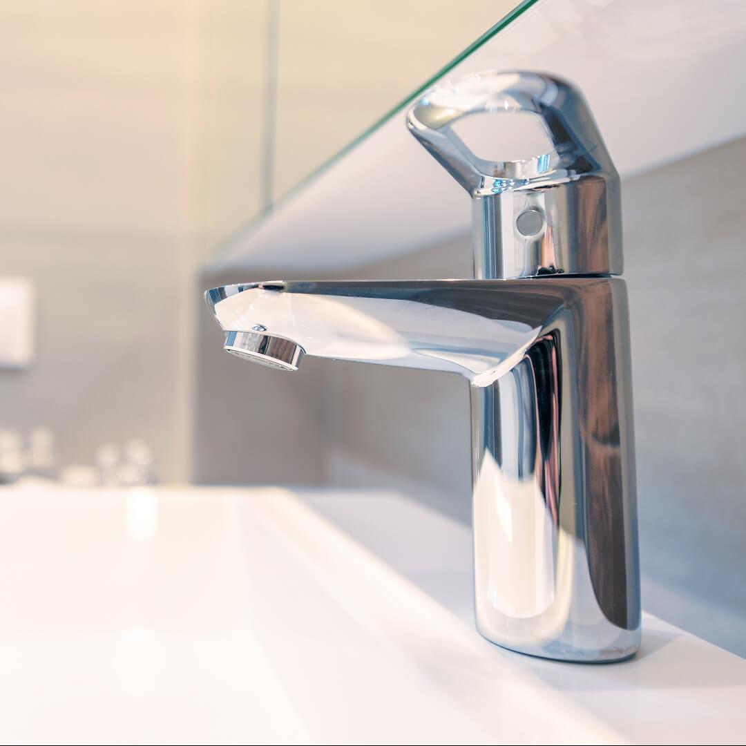 bathroom faucet handle