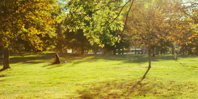 Being outside can be a great way to mitigate asthma symptoms