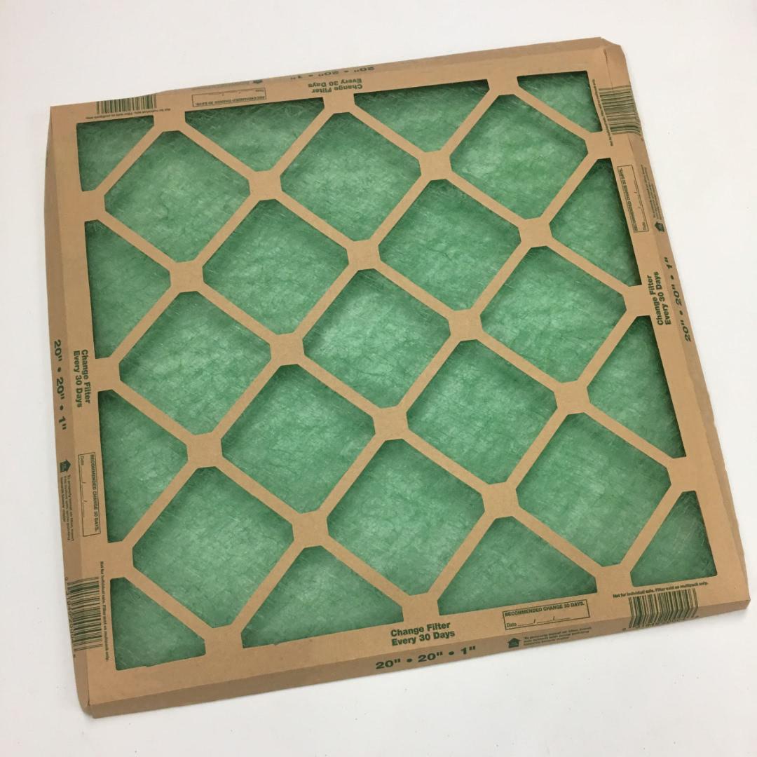 _fiberglass air filter