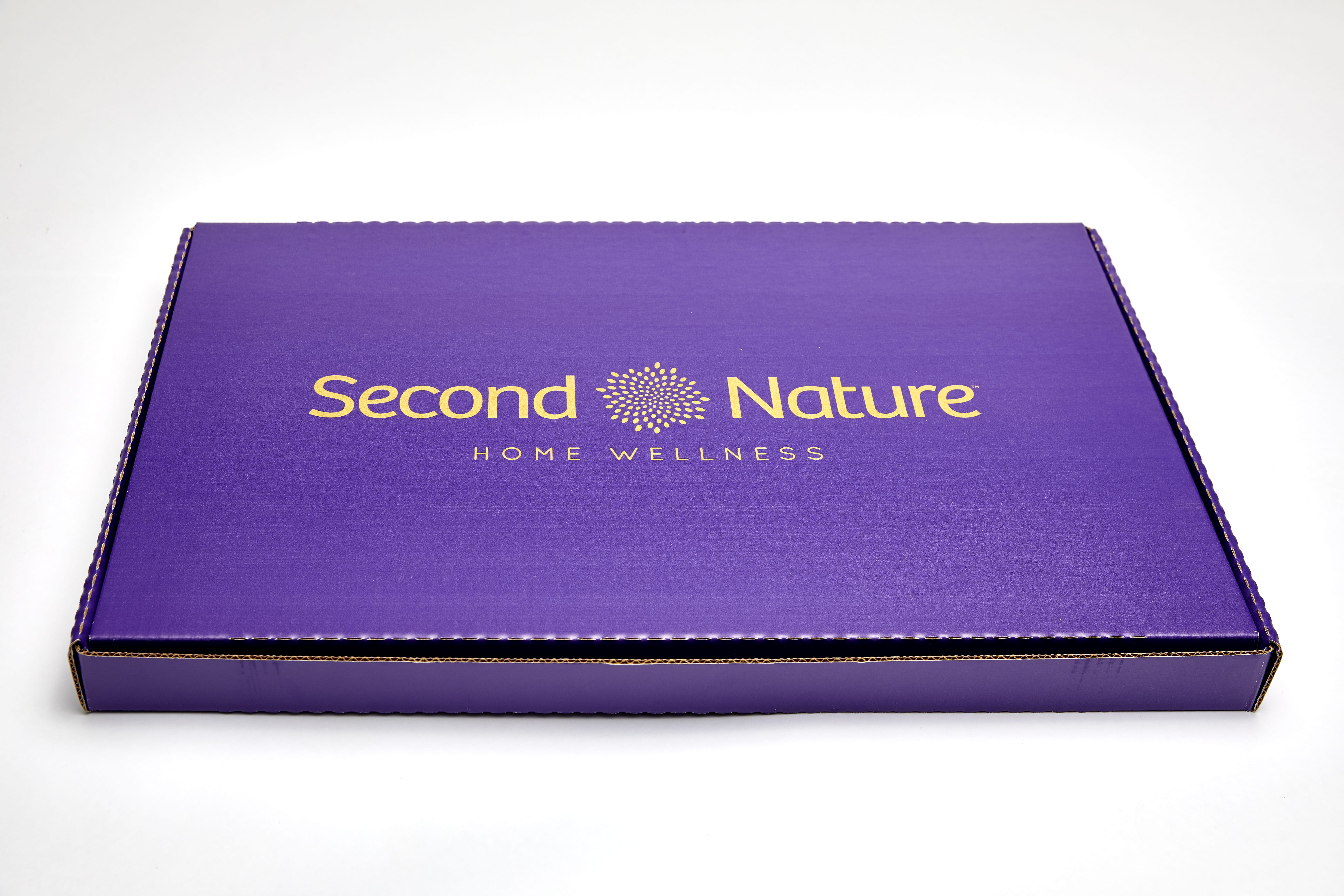 15x20x1 second nature air filter in closed box