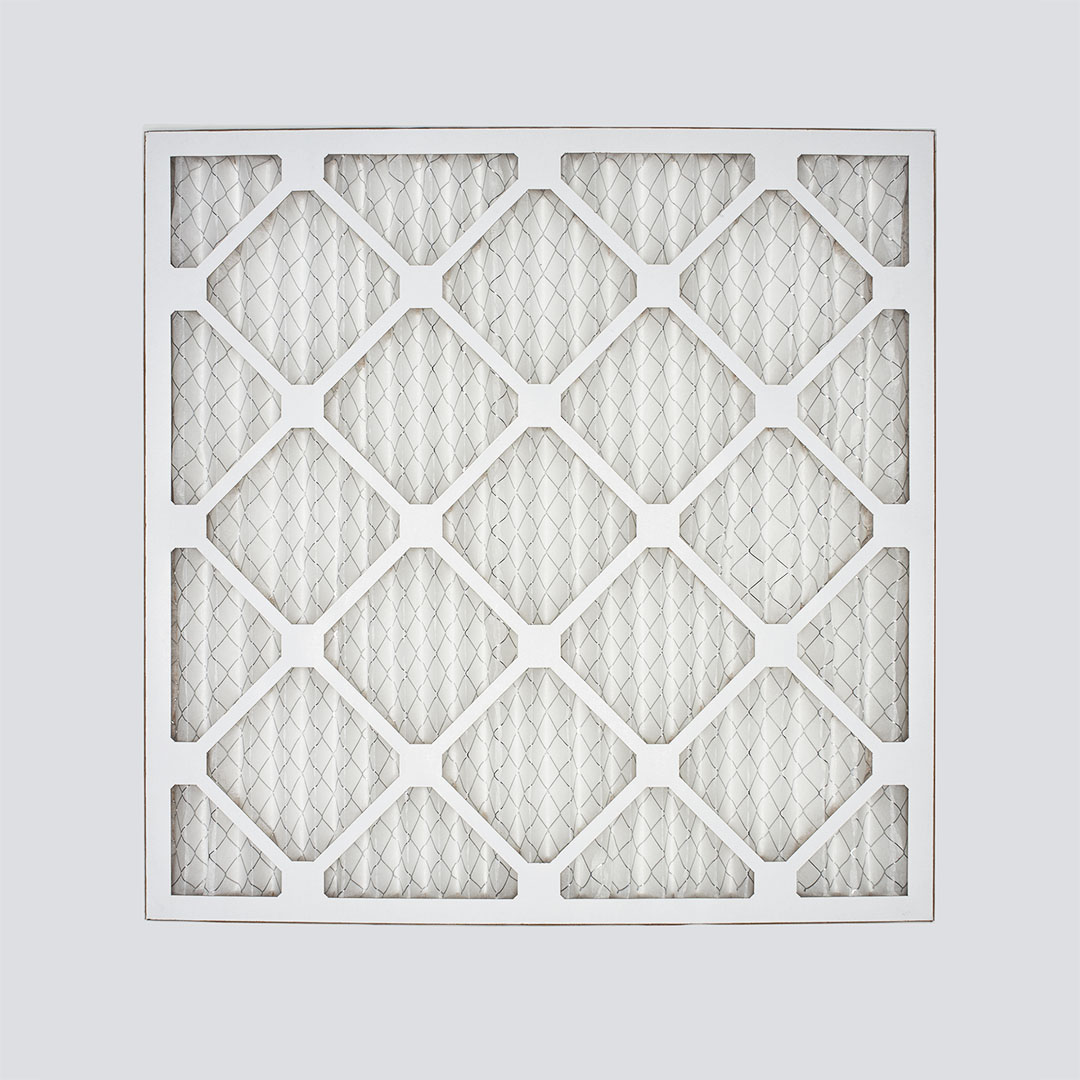14x14x1 second nature air filter top view